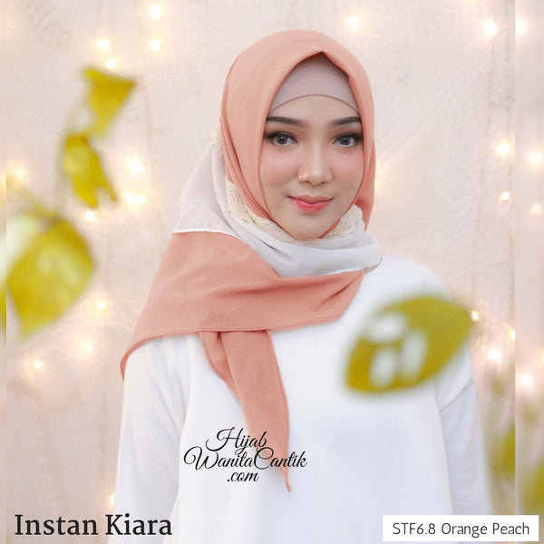 Instan Kiara - STF6.8 Orange Peach