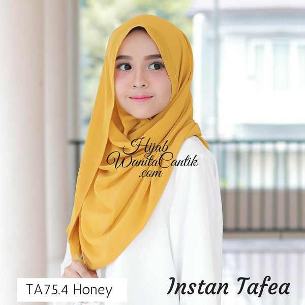 Pashmina Instan Tafea - TA75.4 Honey