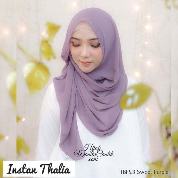 Instan Thalia - TBF5.3 Sweet Purple