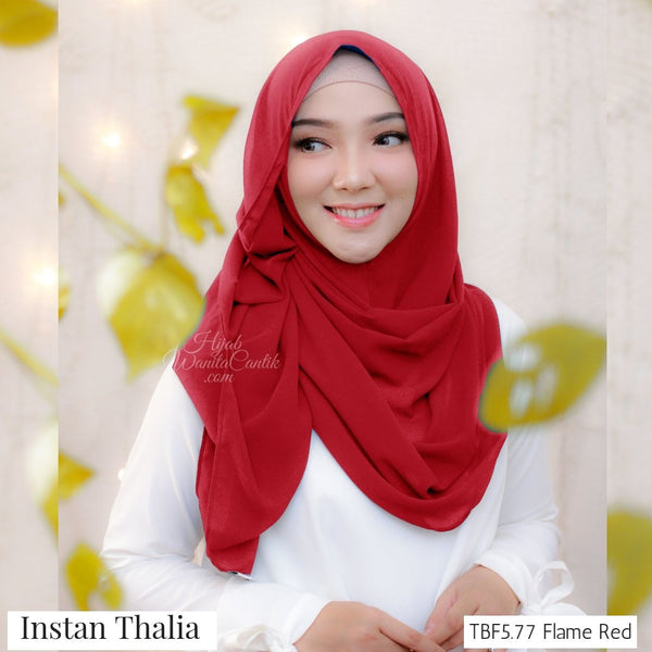 Instan Thalia - TBF5.77 Flame Red