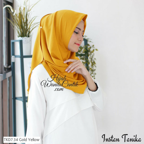 Instan Tanika - TKD7.34 Gold Yellow