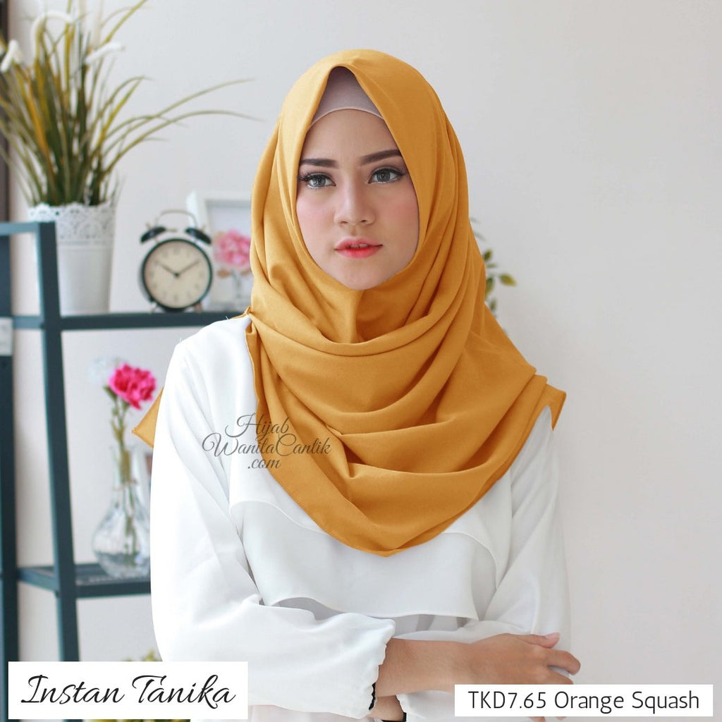 Instan Tanika - TKD7.65 Orange Squash