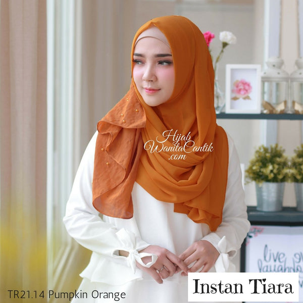 Instan Tiara  - TR21.14 Pumpkin Orange