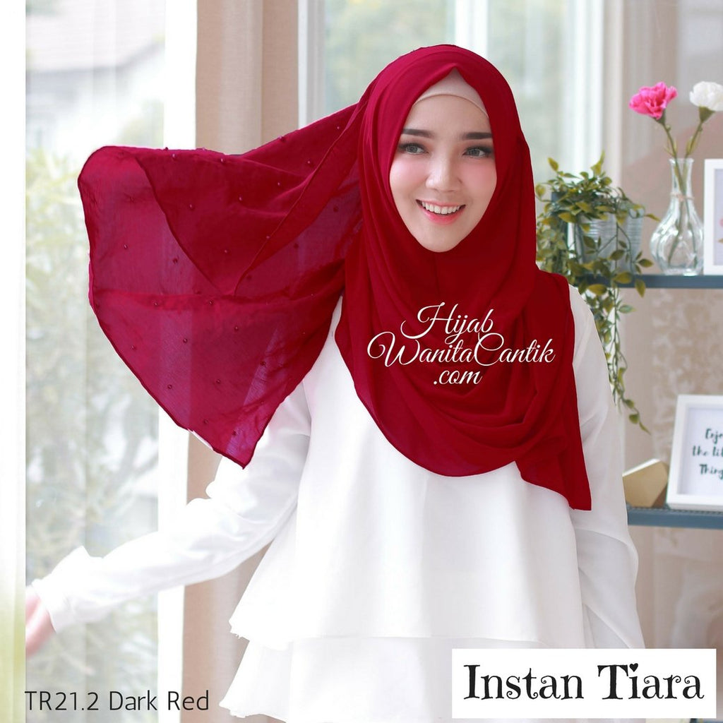 Instan Tiara  - TR21.2 Dark Red