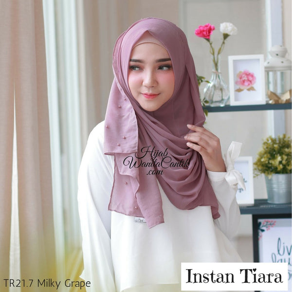 Instan Tiara - Milky Grape