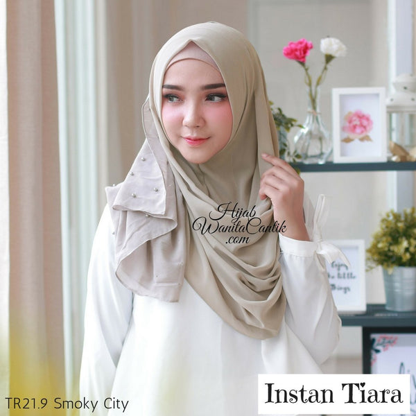 Instan Tiara  - TR21.9 Smoky City