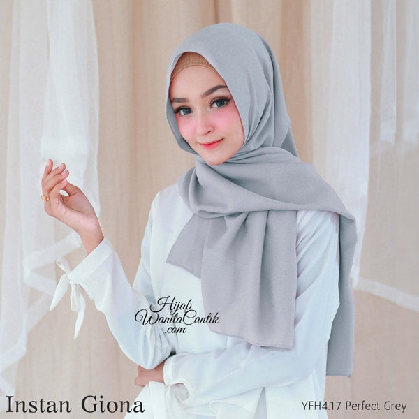 Instan Giona  - YFH4.17 Perfect Grey