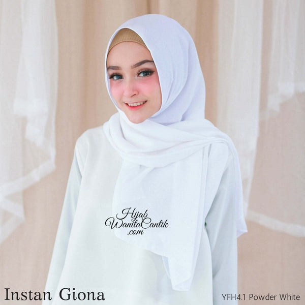 Instan Giona  - YFH4.1 Powder White