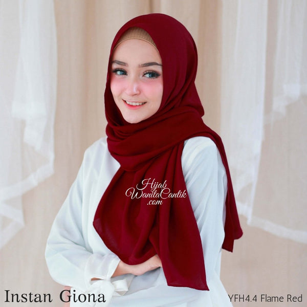 Instan Giona  - YFH4.4 Flame Red