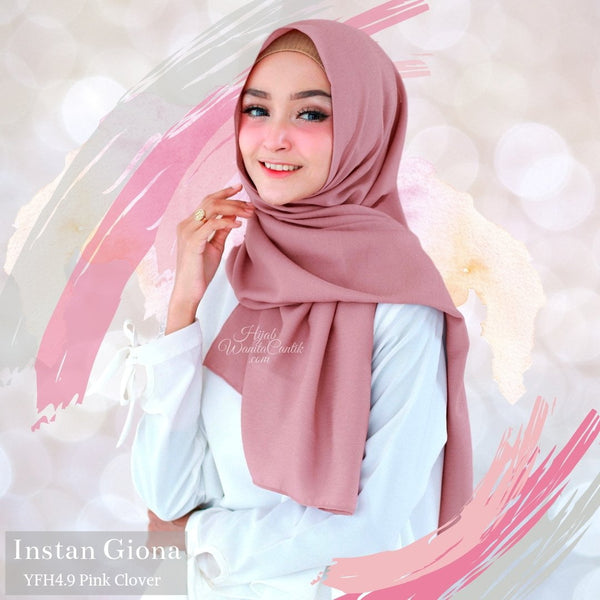 Instan Giona  - YFH4.9 Pink Clover