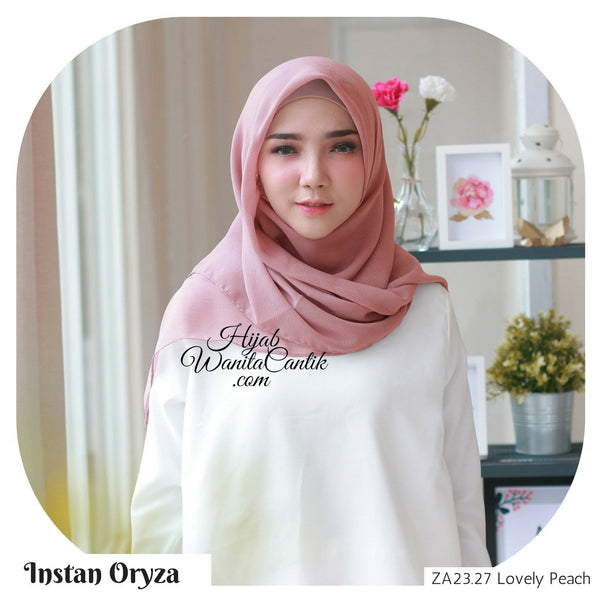Instan Oryza  - ZA23.27 Lovely Peach
