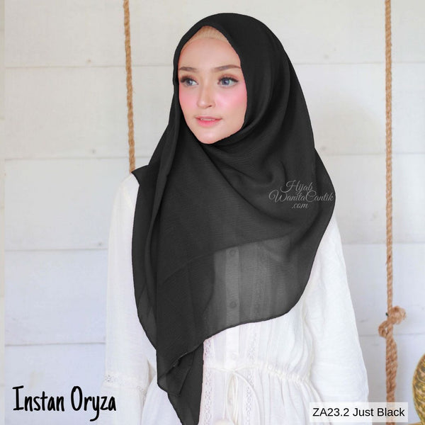 Instan Oryza  - ZA23.2 Just Black