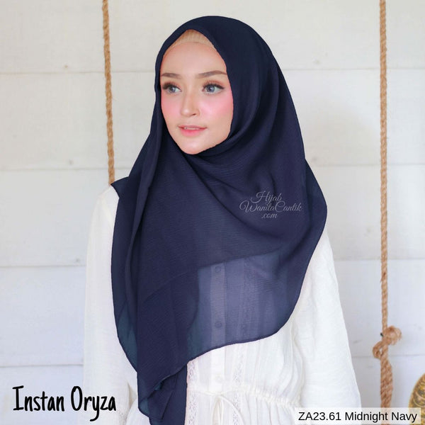 Instan Oryza  - ZA23.61 Midnight Navy