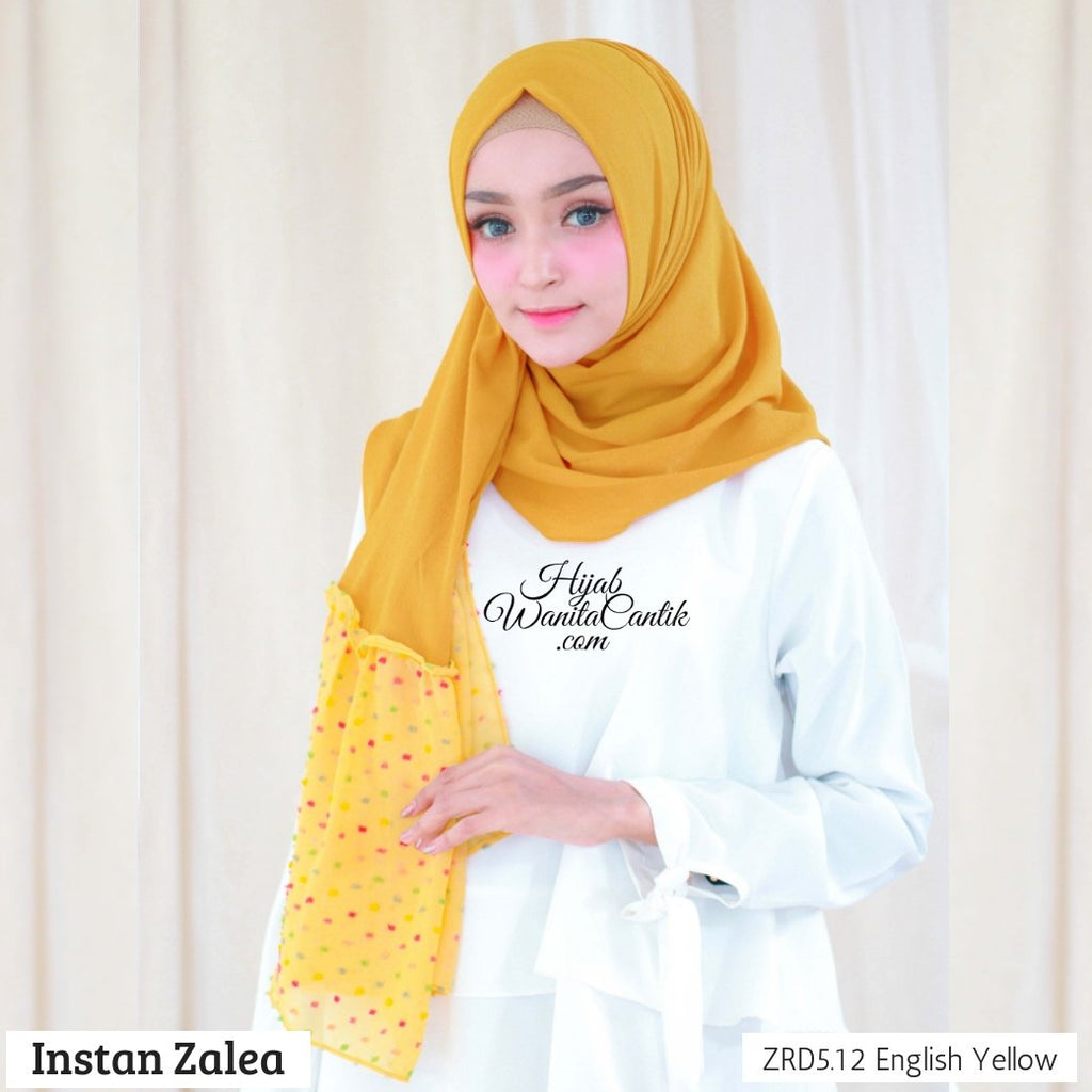 Instan Zalea - ZRD5.12 English Yellow