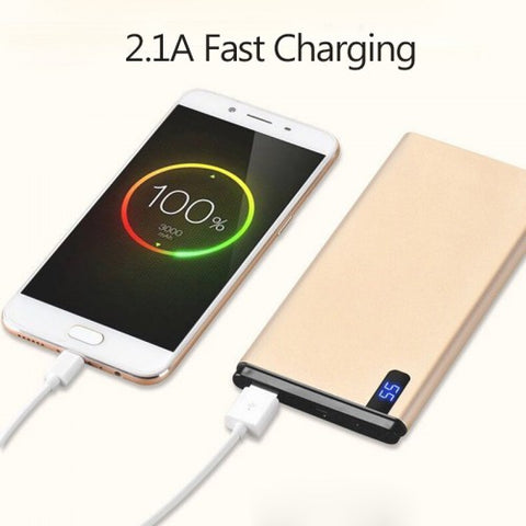 Mobile Power Bank Charger - Touchfire Products