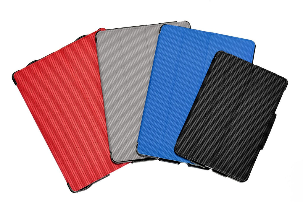 Touchfire Case for iPad 2,3,4 - Red - Touchfire Products