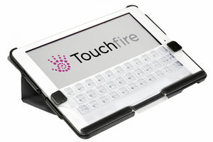 Touchfire Keyboard for iPad mini 1,2,3 - TF-7125-BK-XX Packaging - Touchfire Products