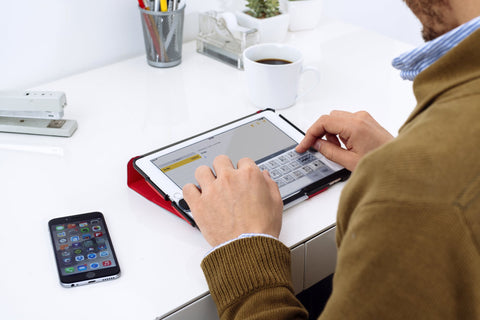 Touchfire 5-in-1 iPad Case/Keyboard - Touchfire Products