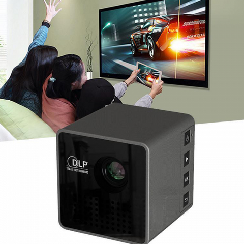 Image of Wireless Pocket Sized Mini Projector - Touchfire Products