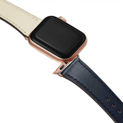 Image of Genuine Leather Loop Strap for Apple Watch band