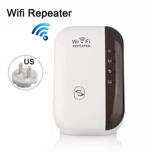Touchfire Wireless WiFi Repeater Signal Amplifier