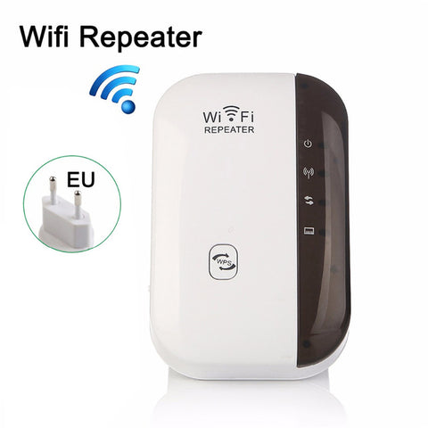 Image of Touchfire Wireless WiFi Repeater Signal Amplifier