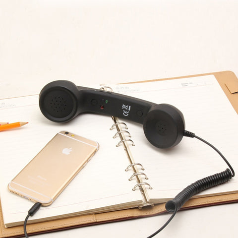 RETRO TELEPHONE MICROPHONE - Touchfire Products