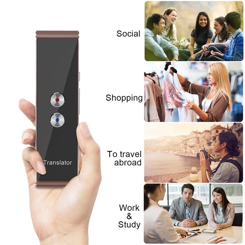 Portable Translator - Touchfire Products
