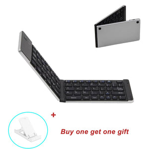 MINI FOLDABLE KEYBOARD FOR PHONES/TABLETS - Touchfire Products