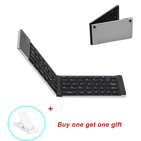 Image of MINI FOLDABLE KEYBOARD FOR PHONES/TABLETS - Touchfire Products