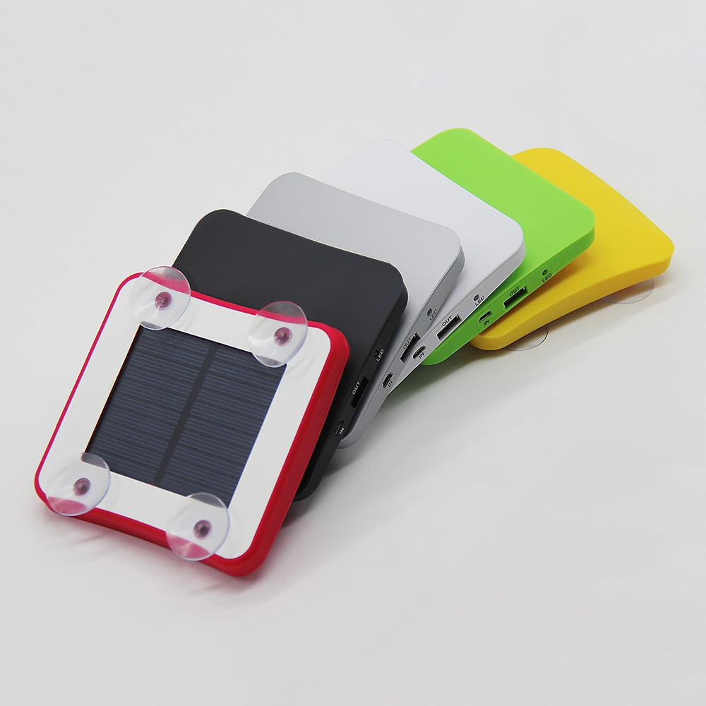 Solar Window Power Bank Charger - Touchfire Products