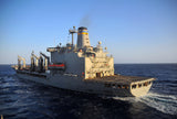 "USNS Leroy Grumman T-AO 195 ARABIAN SEA (June 16, 2009) - 4"" x 6"" Photograph"