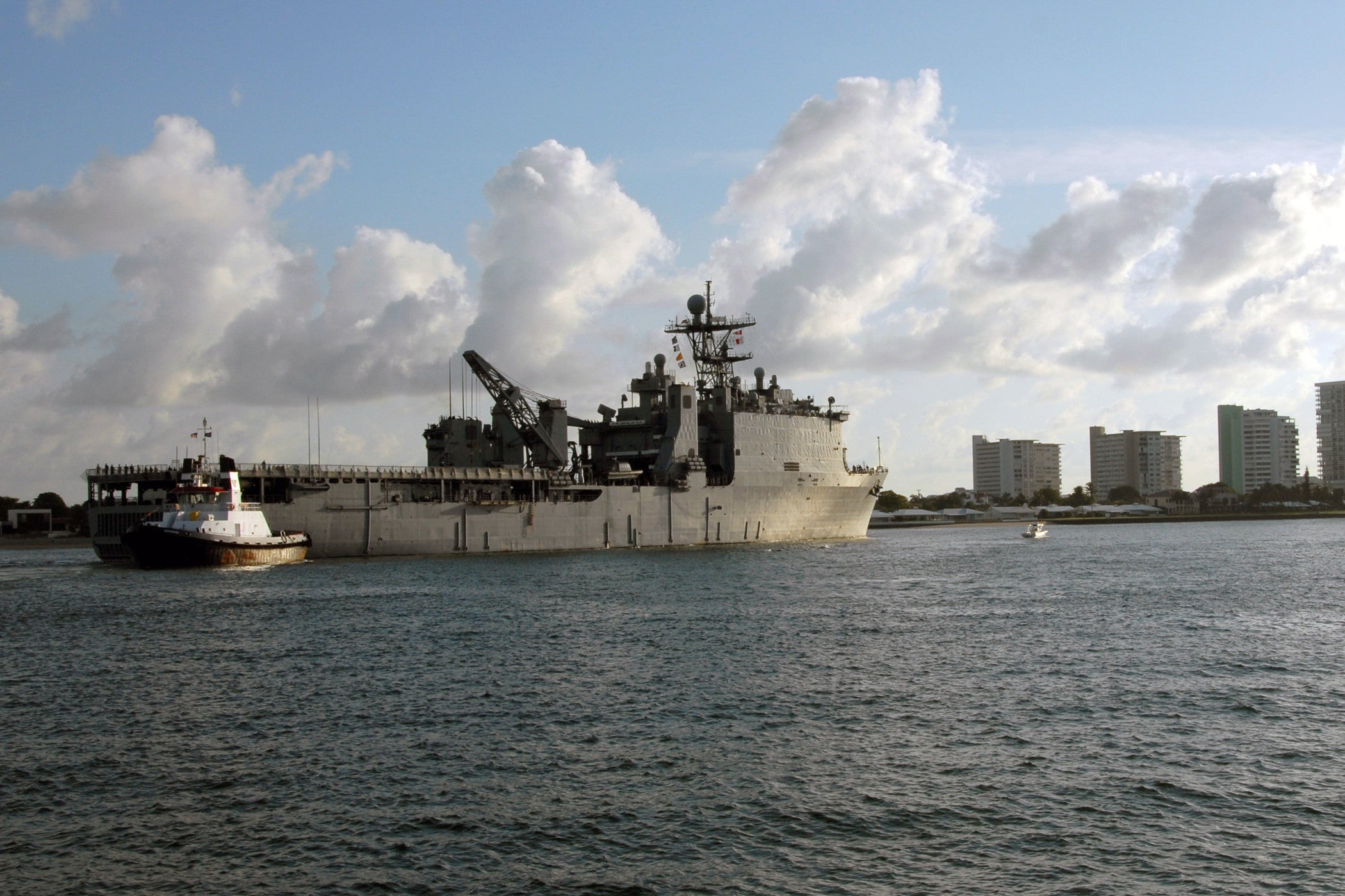 "USS Crommelin FFG-37 PEARL HARBOR (Oct. 20, 2008) - 4"" x 6"" Photograph"