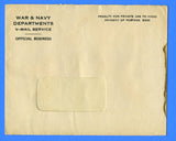 Sailor's Censored V Mail to Attack Transport USS Renville APA-227 April 6, 1945
