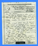 Seabee's V Mail 4th Naval Construction Battalion June 25, 1944