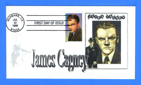 Scott 3329 James Cagney First Day Cover Great Southern Cover Co