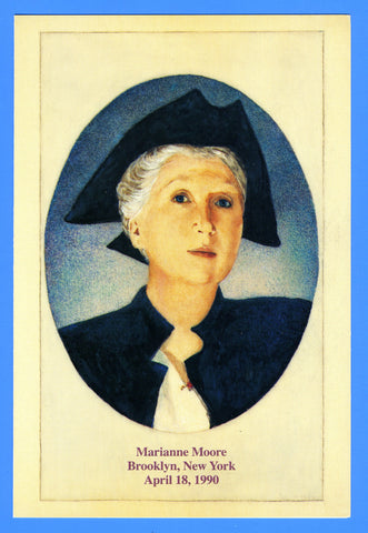 Scott 2449 Marianne Moore American Poet First Day of Issue Program