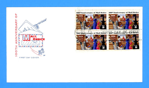 Mail Order Centennial First Day Cover by House of Farnum