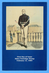 Alden Partridge First Day Program