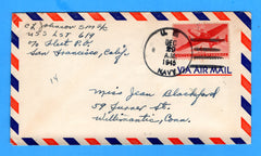 USS LST-619 Sailor's Mail December 29, 1945