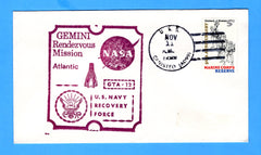 USS Canisteo AO-99 Gemini 12 Atlantic Recovery Force November 11, 1966