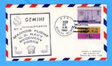 USS Manley DD-940 Gemini 5 Atlantic Recovery Force August 21, 1965