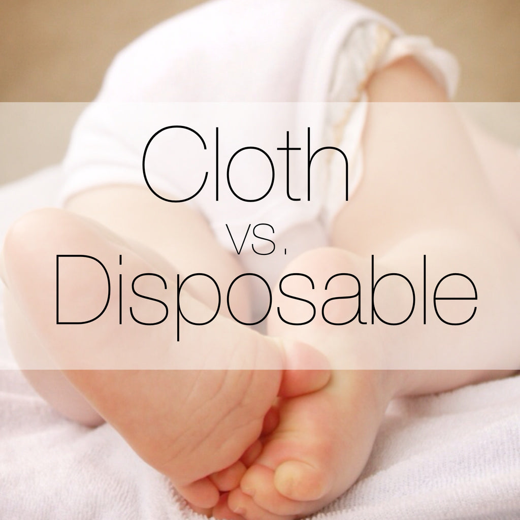 Changing Diapers: 6 Reasons to Switch to Cloth