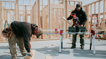 4 Ways a Jobsite Cut Station Can Improve Your Work Life