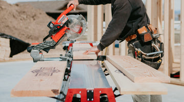 Chop Saw Stands Provide Shop-Level Accuracy in the Field