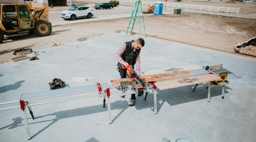 Jobsite Cutting Stations Drastically Cut Training Time