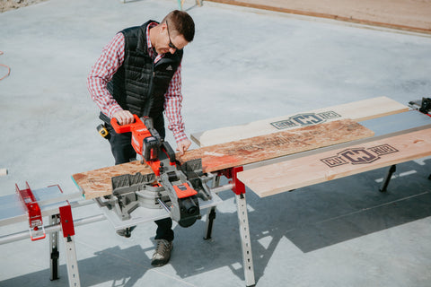 jobsite cutting stations prevent framing accidents