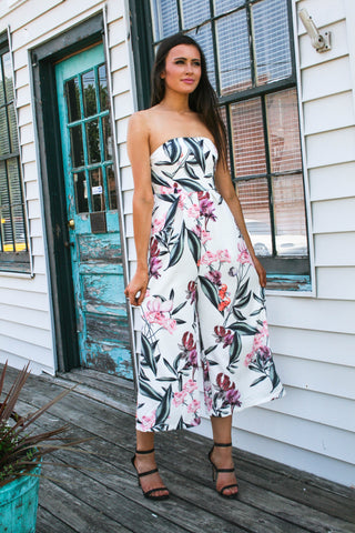 Islamorada Jumpsuit - FLASH SALE