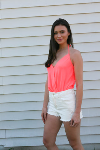 Carolina Coral Tank - FLASH SALE