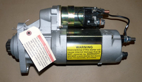 MINNEAPOLIS MOLINE GEAR REDUCTION STARTER G708 G900 G1000 G1355 2055 DIESEL TRACTOR